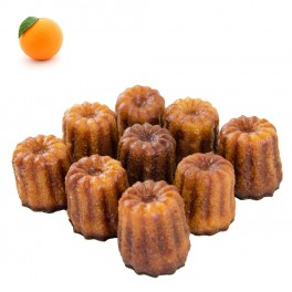 Canelé Lunch Orange 35gr x 9